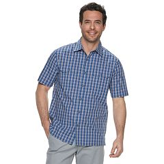 Men's Croft & Barrow® Classic-Fit Quick-Dry Button-Down Shirt