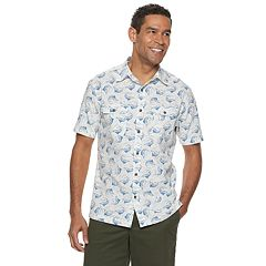 Men's Croft & Barrow® Classic-Fit Quick-Dry Button-Down Shirt