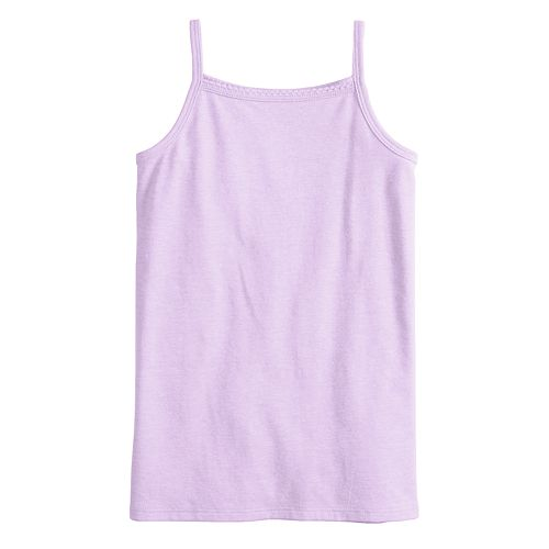Girls 4-12 Jumping Beans® Solid Tank Top