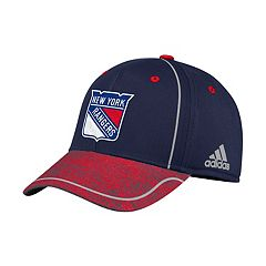 Adult adidas New York Rangers Alpha Flex-Fit Cap