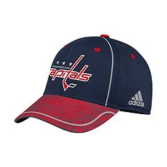 Adult adidas Washington Capitals Alpha Flex-Fit Cap