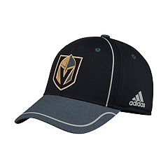 Adult adidas Vegas Golden Knights Alpha Flex-Fit Cap