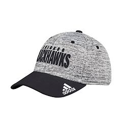 Adult adidas Chicago Blackhawks Delta Flex-Fit Cap 753dde4e936