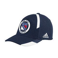 Adult adidas New York Rangers Echo Flex-Fit Cap