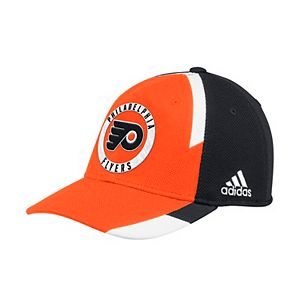 Adult adidas Philadelphia Flyers Echo Flex-Fit Cap