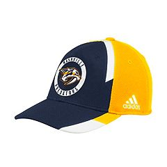 Adult adidas Nashville Predators Echo Flex-Fit Cap