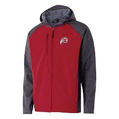 Men's Utah Utes Raiders Softshell Jacket