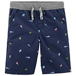 Boys 4-14 Carter's Easy Pull-On Dock Shorts