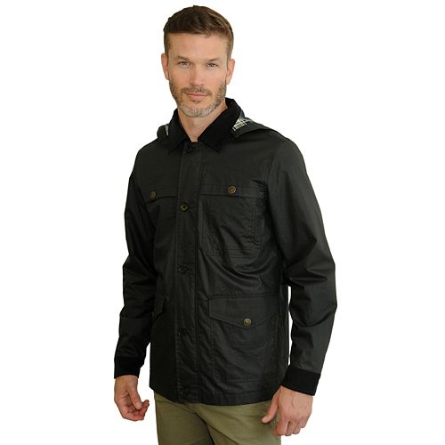 Men's Mountain and Isles Flannel-Fleece Lined Hunting Jacket