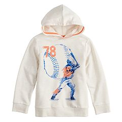 Boys 4-12 SONOMA Goods for Life™ French Terry Baseball Hoodie