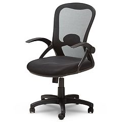 Baxton Studio Modern Ergonomic Office Chair