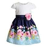 Toddler Girl Youngland Floral Skirt Dress