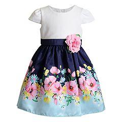 Toddler Girl Youngland Floral Skirt Dress