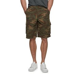 Men's SONOMA Goods for Life™ Classic Twill Cargo Shorts