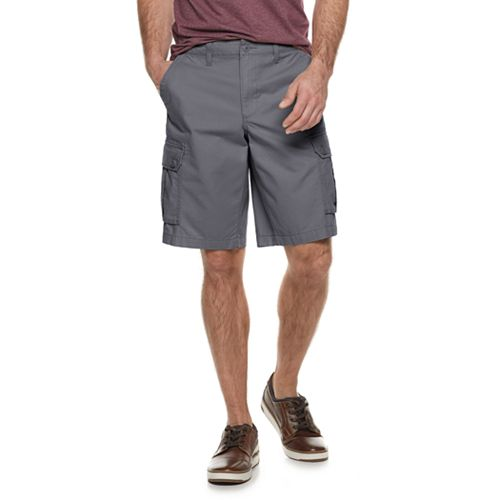 Men's SONOMA Goods for Life® Classic Twill Cargo Shorts