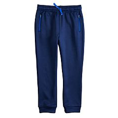 Boys 4-12 Jumping Beans® Fleece Active Jogger Pants