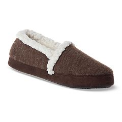 Women's isotoner Marisol Heather Knit Closed Back Slippers