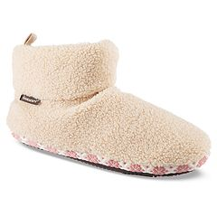 Women's isotoner Nina Cozy Berber Boot Slippers