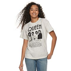 Juniors' Queen On Tour Germany Graphic Tee