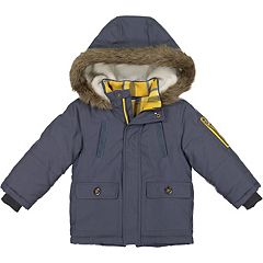 Boys 4-7 Carter's Hooded Heavyweight Jacket