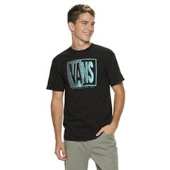 Men's Vans Stenciled In Tee