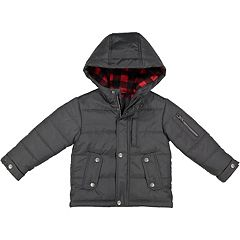 Boys 4-7 OshKosh B'gosh® Quilted Lined Heavyweight Jacket