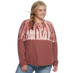 3792f9dd Womens V-Neck Hoodies & Sweatshirts Tops, Clothing | Kohl's
