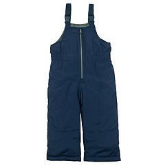 Boys 4-7 Carter's Bib Overall Heavyweight Snow Pants