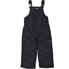 Boys 4-7 Carter's Overall Heavyweight Bib Snow Pants