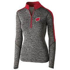Women's Wisconsin Badgers Electrify Pullover