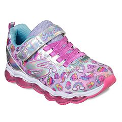 Skechers S Lights Glimmer Lights Sparkle Dreams Girls' Light Up Shoes