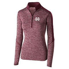 Women's Mississippi State Bulldogs Electrify Pullover