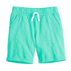 Girls 4-12 Jumping Beans® Slubbed Bermuda Shorts
