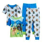 Disney's Puppy Dog Pals Rolly & Bingo Tops & Bottoms Pajama Set