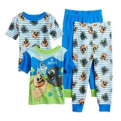 Disney's Puppy Dog Pals Rolly & Bingo Tops & Bottoms Pajama Set