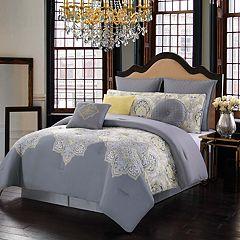 Style 212 Melania 10-piece Comforter Set