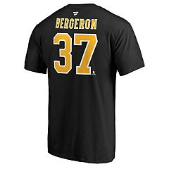 Men's Boston Bruins Patrice Bergeron Player Tee