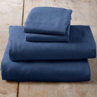 Great Bay Home Super Soft Printed Flannel Sheet Set