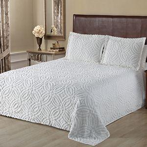 Alicia Chenille Bedspread or Sham