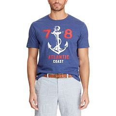 Men's Chaps Classic-Fit Americana Graphic Tee