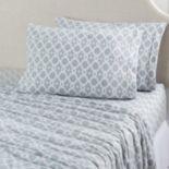 Great Bay Home Polar Fleece Sheet Set