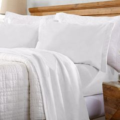 Great Bay Home Polar Fleece Sheet Set