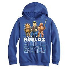 Boys 8-20 Roblox Fleece Pull-Over Hoodie