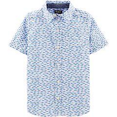Boys 4-12 OshKosh B'gosh® Shark Shirt