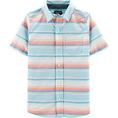 Boys 4-12 OshKosh B'gosh® Striped Shirt