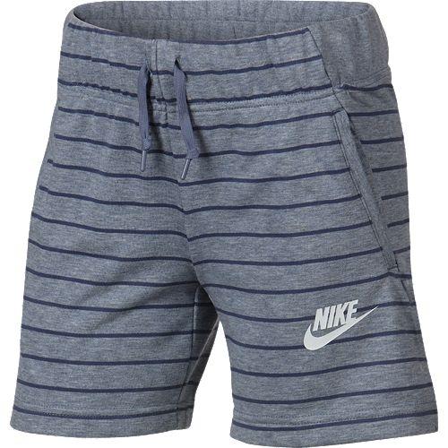Girls 7-16 Nike Striped Shorts