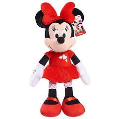 Disney's Minnie Mouse Valentine's Minnie Plush by Just Play