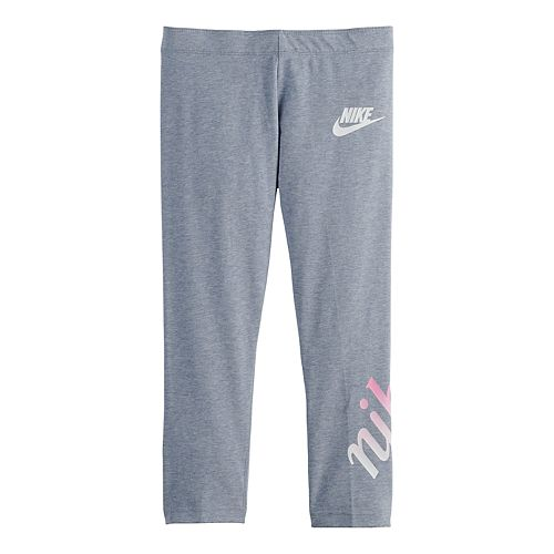 Girls 7-16 Nike Graphic Tights