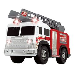 Dickie Toys Light & Sound Fire Rescue Unit