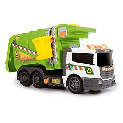 Dickie Toys Light & Sound Garbage Collector